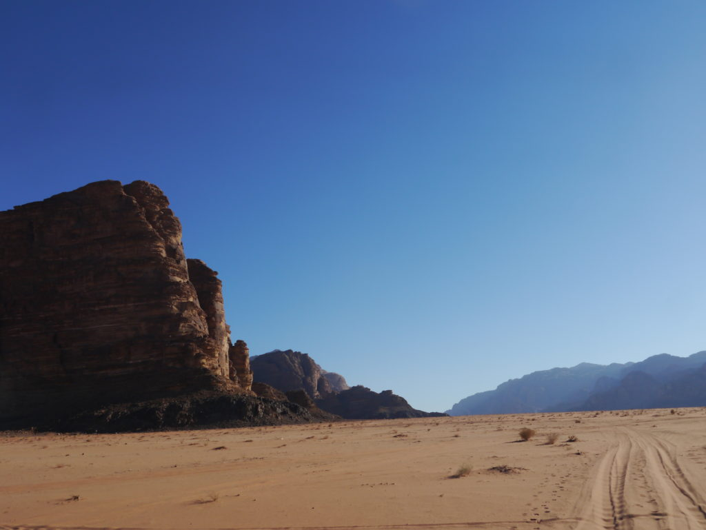 Jordanien Highlights - Wadi Rum