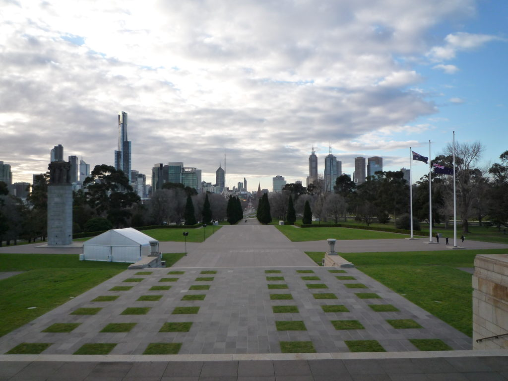Melbourne Shrine