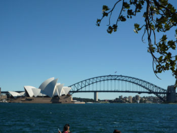 Sydney Macquarie's Point